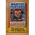 WANTED POSTERS 1BIG COLOR POSTER