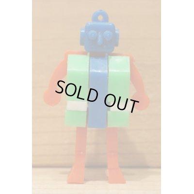 画像1: パズル ロボット 駄玩具