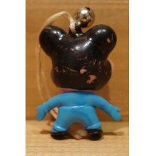 他の写真2: ミッキーマウス風 ソフビ 根付 【B】