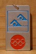 オリンピック キーホルダー 【水泳】