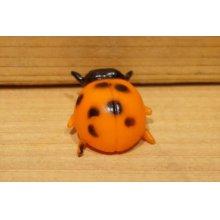 他の写真2: てんとう虫 ソフビ 【小】