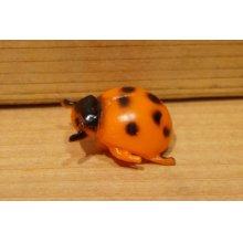 他の写真1: てんとう虫 ソフビ 【小】