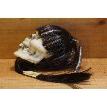 他の写真1: ソフビ製 ドクロの頭 (小)