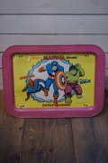 MARVEL SUPER HEROES TIN-TABLE