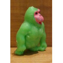 他の写真3: ゴリラ ゴム人形 【B】