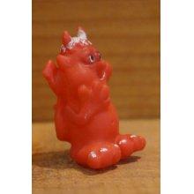他の写真3: Red Devil ミニ ソフビ人形 【B】