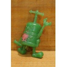 他の写真1: SPACE ROBOT ゴム人形 【G】