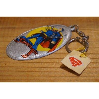 画像3: スーパーマン ネームプレート キーホルダー 【A】