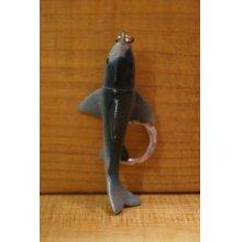 他の写真2: 日本製 サメ ミニソフビ キーホルダー 【A1】
