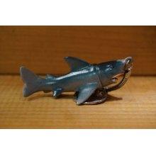 他の写真3: 日本製 サメ ミニソフビ キーホルダー 【A1】