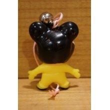 他の写真2: ミッキーマウス風 ソフビ 根付 【A1】