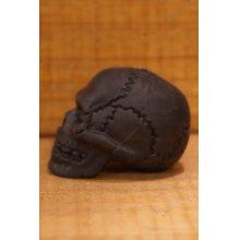 他の写真1: 日本製 スカル 消しゴム【A】