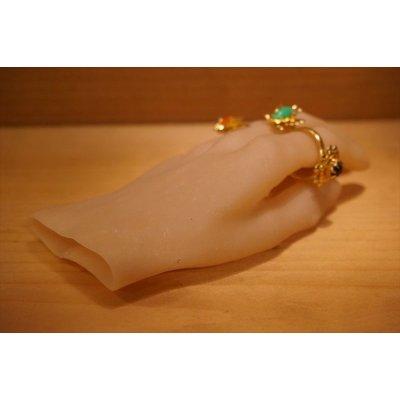 画像2: ソフビの手首【指輪付】