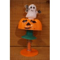 Pumpkin&Ghost Jumping Toy