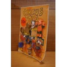 他の写真1: CIRCUS Toys ガチャ台紙
