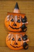 Pumpkin&Cat Ornament
