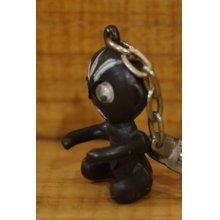 他の写真1: ダッコちゃん風 キーホルダー