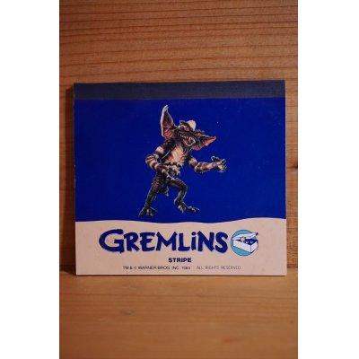 画像1: GREMLINS STRIPE メモ帳