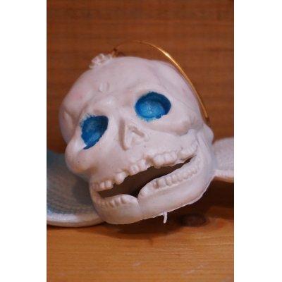 画像1: Rubber Skull Bat【A1】