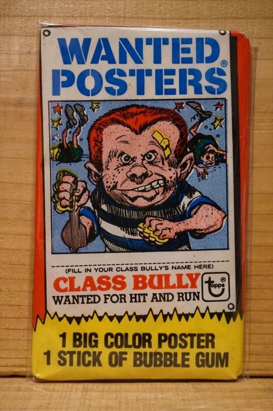 wanted posters 1big color poster drodd
